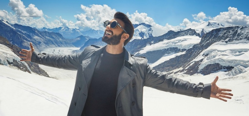Here's Why Ranveer Singh Just Cannot Stop Raving About Switzerland!
