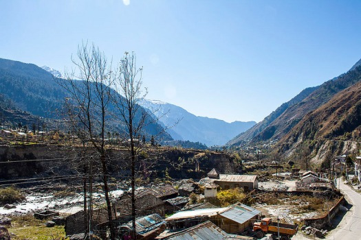 lachung-town