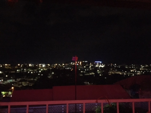 Rwanda by night
