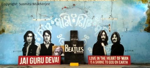 Beatles Ashram 1