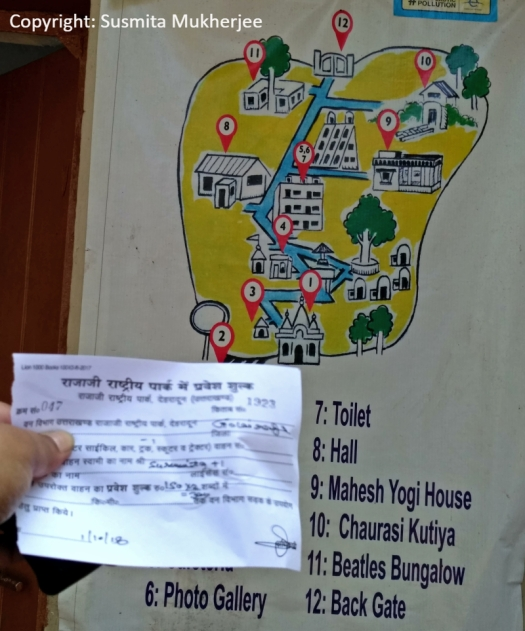 Beatles Ashram Entrance Fee