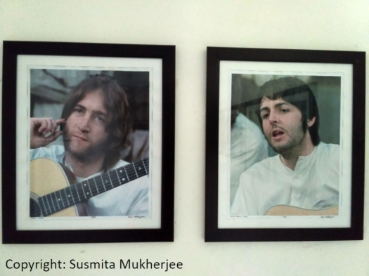 Beatles Ashram Photo Exhibition